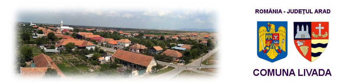 Comuna Livada – Județul Arad